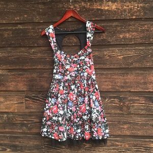 Floral, Free People Dress, Size 4